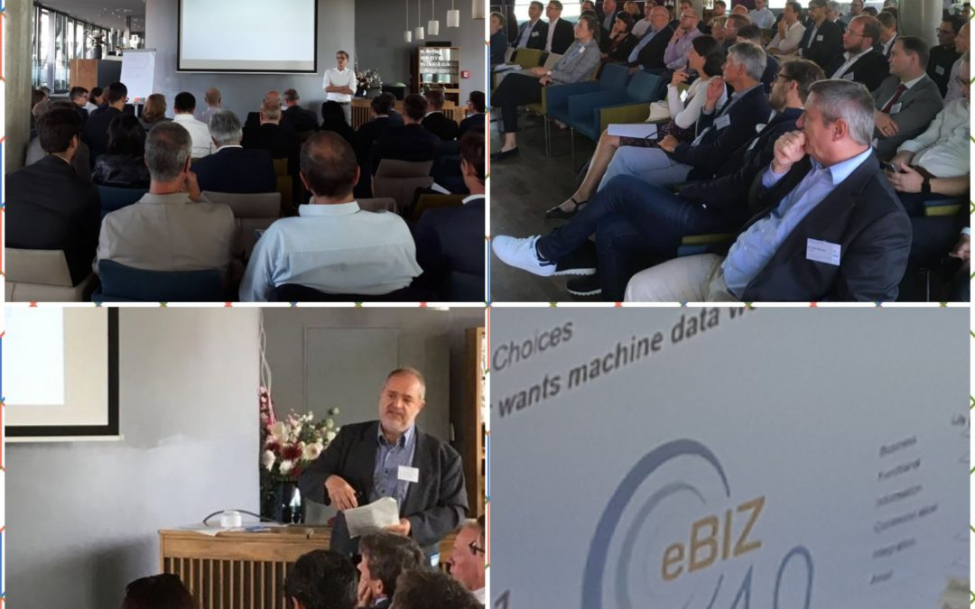 eBIZ Forum: outcomes of the international conference of the eBIZ 4.0 project